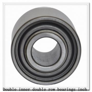 EE127095/127136D Double inner double row bearings inch