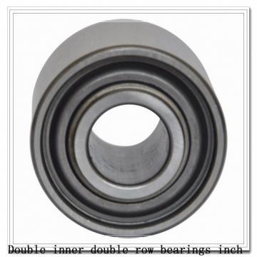 EE234160/234221D Double inner double row bearings inch