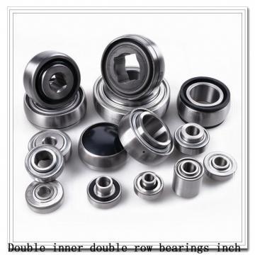 EE109120/109163D Double inner double row bearings inch