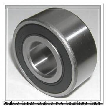 EE129120X/129120D Double inner double row bearings inch