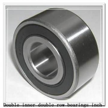 EE221026/221576D Double inner double row bearings inch