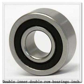 EE234154/234213D Double inner double row bearings inch