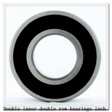 EE333137/333203D Double inner double row bearings inch