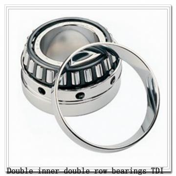 128TDO229-1 Double inner double row bearings TDI