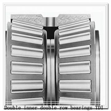 1050TDO1390-2 Double inner double row bearings TDI