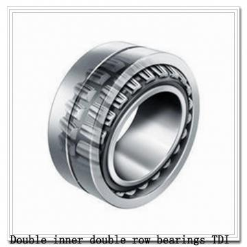 125TDO230-1 Double inner double row bearings TDI