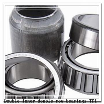 110TDO200-1 Double inner double row bearings TDI