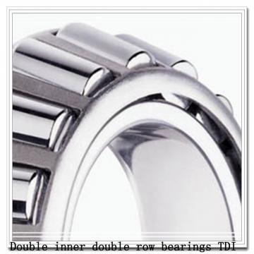 150TDO250-6 Double inner double row bearings TDI
