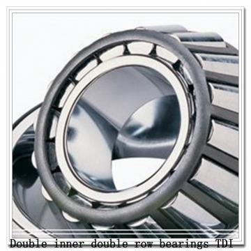 100TDO200-1 Double inner double row bearings TDI