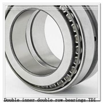 160TDO262-1 Double inner double row bearings TDI