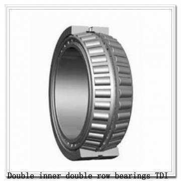 160TDO240-1 Double inner double row bearings TDI
