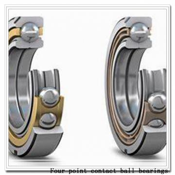 QJF1020MB Four point contact ball bearings