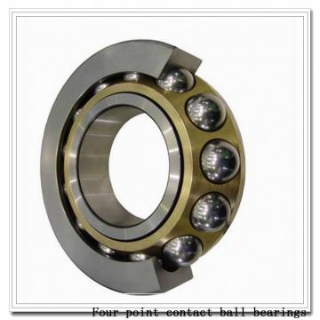 QJF221MB Four point contact ball bearings