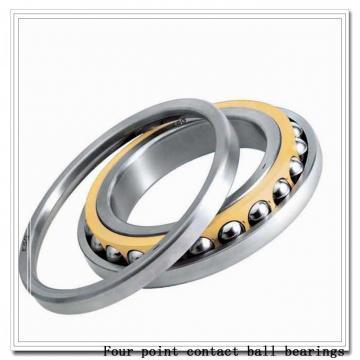QJ1020X1MA Four point contact ball bearings