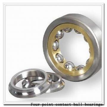 QJ222MA Four point contact ball bearings