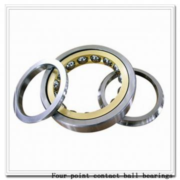 QJF324MB Four point contact ball bearings