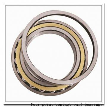 QJF340MB Four point contact ball bearings