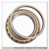QJ1040N2MA Four point contact ball bearings